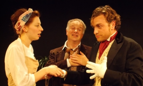 a marriage proposal chekhov