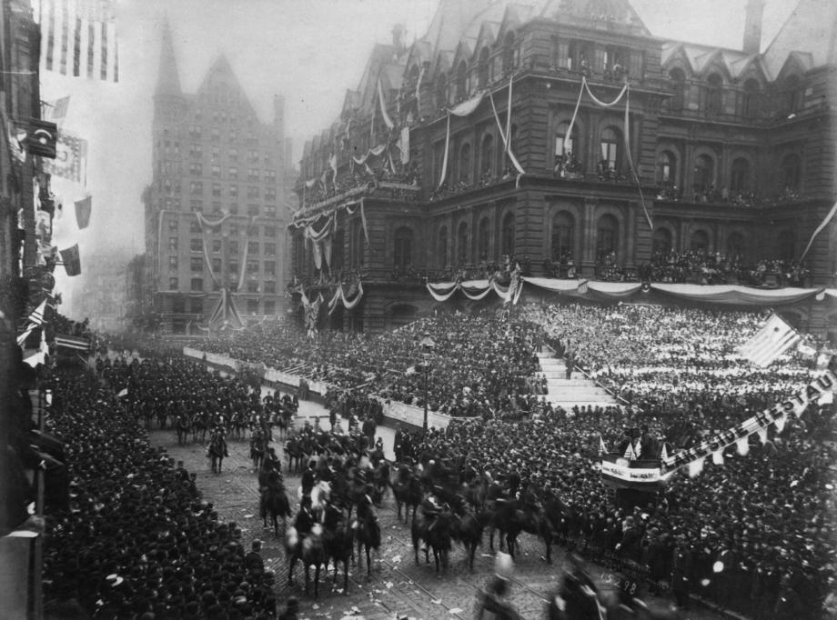opening of columbian exposition