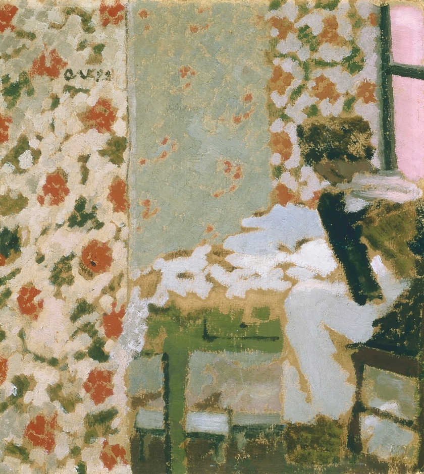 Édouard Vuillard - The Seamstress