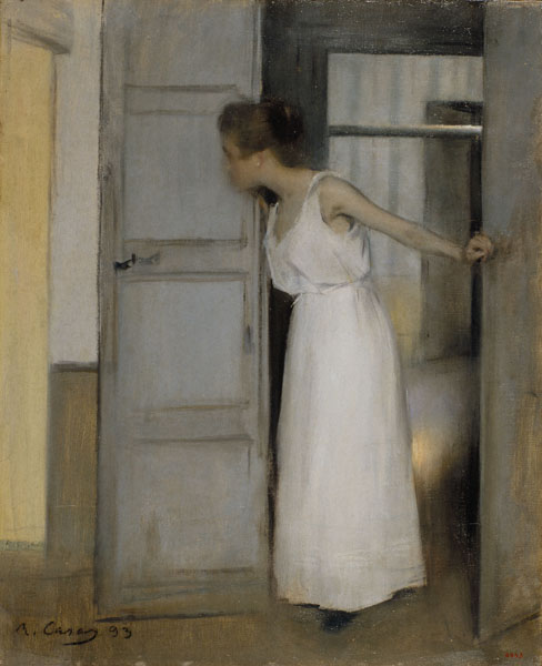 Ramon Casas - Over My Dead Body
