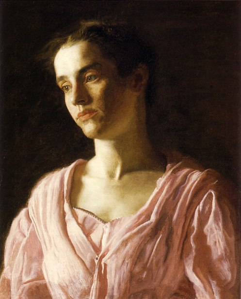 Thomas Eakins – Portrait of Maud Cook