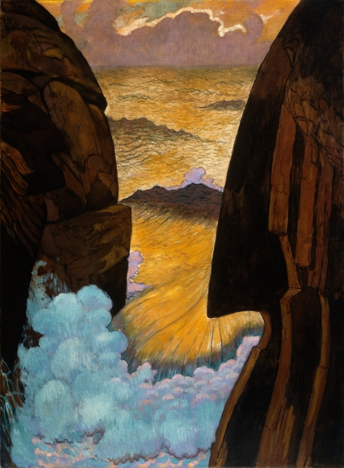 Georges Lacombe - Vorhor, the Green Wave