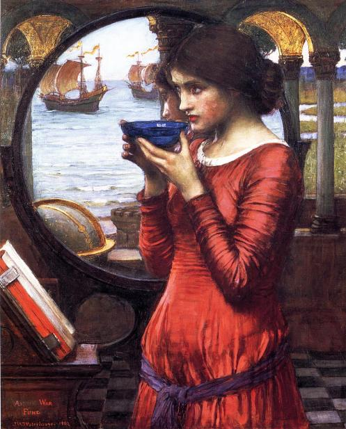 J. W. Waterhouse - Destiny