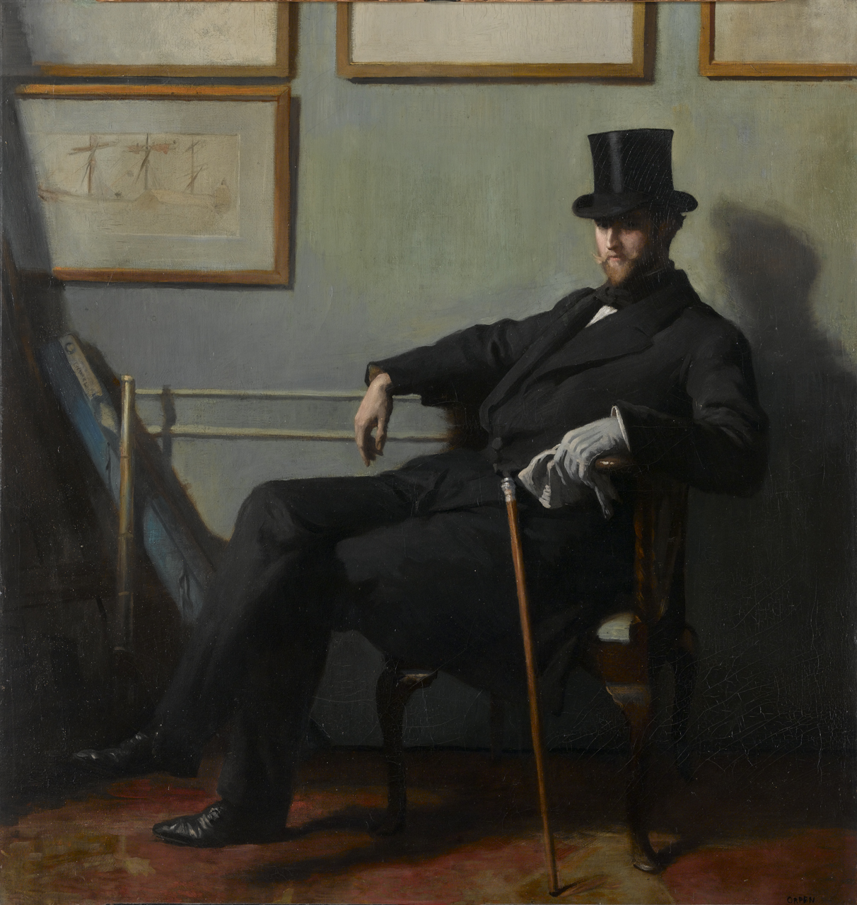 William Orpen – Herbert Everett