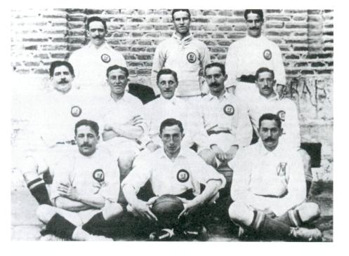 March 6th - Real Madrid F.C. are founded