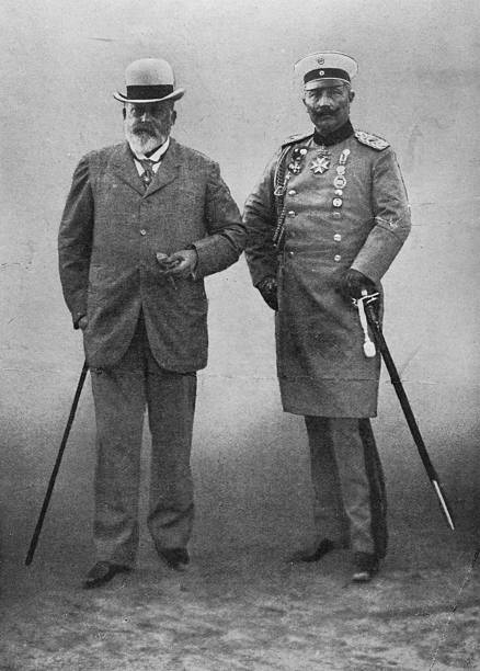 November 11th - King Edward VII and his nephew Kaiser Wilhelm II agree to a British and German blockade of Venezuela
