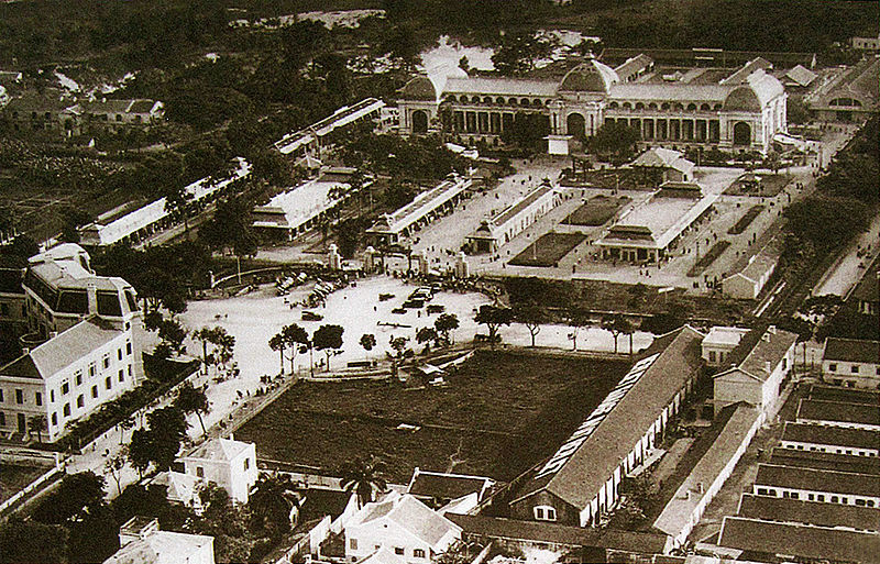November 16th - The Hanoi World's Fair opens in French Indochina