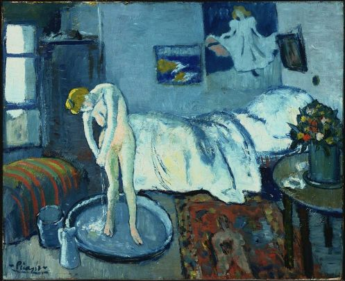 Pablo Picasso - The Blue Room