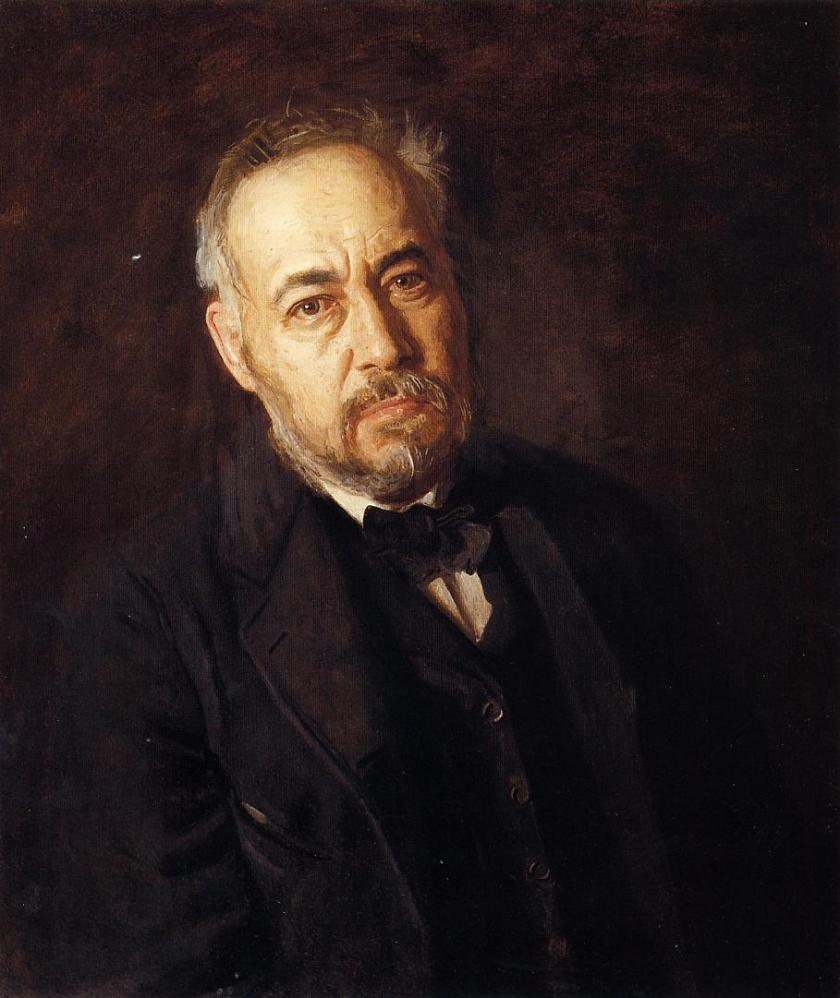 Thomas Eakins – Self-portrait