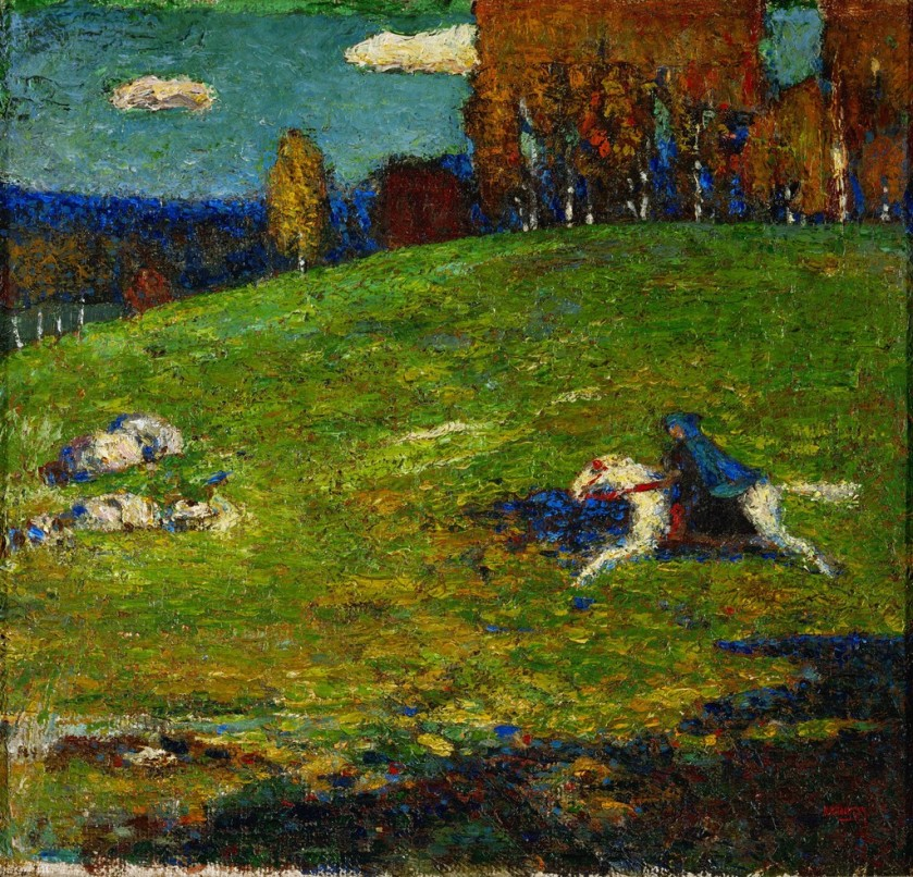 Wassily Kandinsky – The Blue Rider