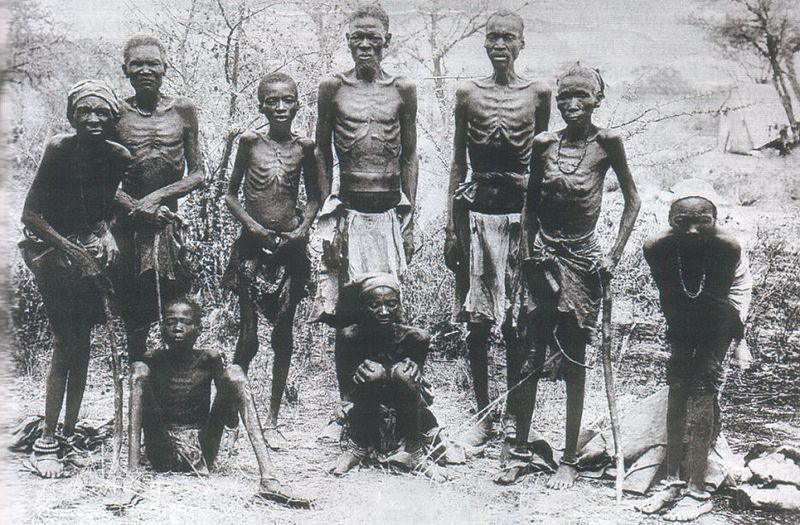 August 11 – Battle of Waterberg- Lothar von Trotha defeats the Herero people in German South-West Africa, and drives them into the Omaheke desert, starting the Herero and Namaqua Genoc