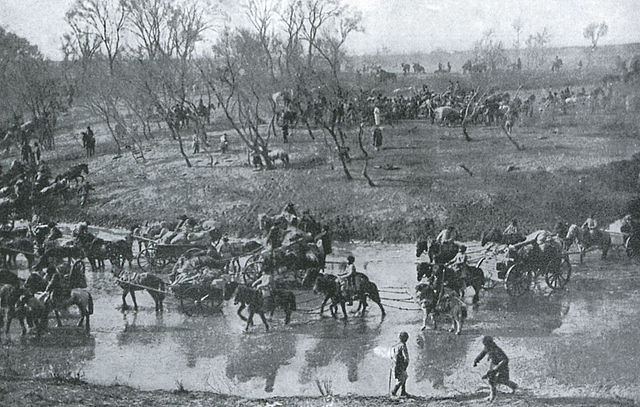 February 20 – Russo-Japanese War - The Battle of Mukden begins in Manchuria