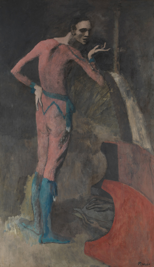 Pablo Picasso - The Actor