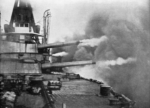 April 17 – The first Minas Geraes-class battleship is laid down for Brazil, by Armstrong Whitworth on the River Tyne, in England, triggering the South American dreadnought race.