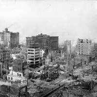 The 1906 San Francisco Earthquake