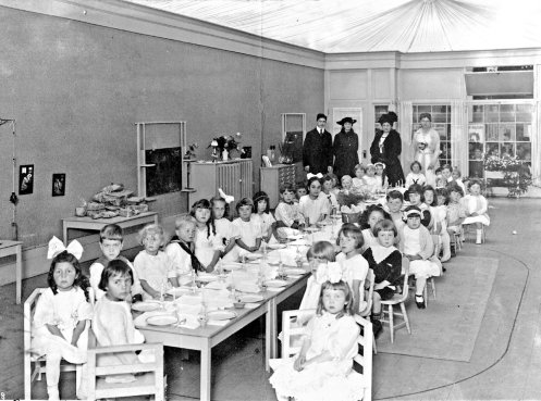 January 6 – The first Montessori school and daycare center for working class children opens in Rome