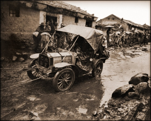 June 10–August 10 – The Peking to Paris motor race is won by Prince Scipione Borghese, driving a 7-litre Itala