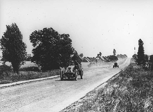 June 26 – The first Grand Prix is held in Le Mans, France.