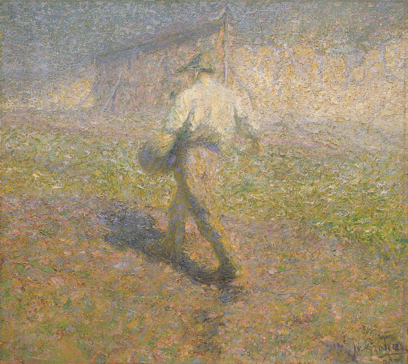 Ivan Grohar – The Sower