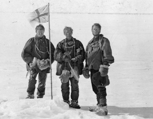 January 1 – Ernest Shackleton sets sail from New Zealand on the Nimrod, for Antarctica.