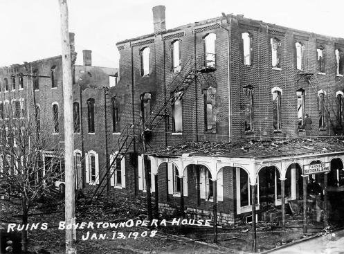 January 13 – A fire at the Rhoads Opera House in Boyertown, Pennsylvania kills 170