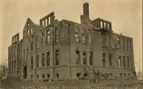 March 4 - The Collinwood school fire near Cleveland, Ohio kills 174.