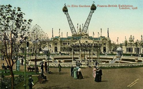May 14 – The Franco-British Exhibition, celebrating the 'Entente Cordial' opens in London, on the site later used for BBC Television Centre