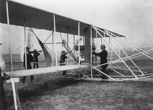 August 2 – The United States Army Signal Corp Division purchases the world's first military airplane, a Wright Military Flyer, from the Wright brothers.