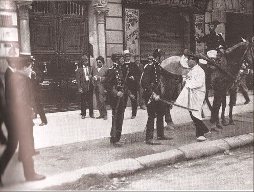 July 25–August 2 – The city of Barcelona experiences a workers' uprising.