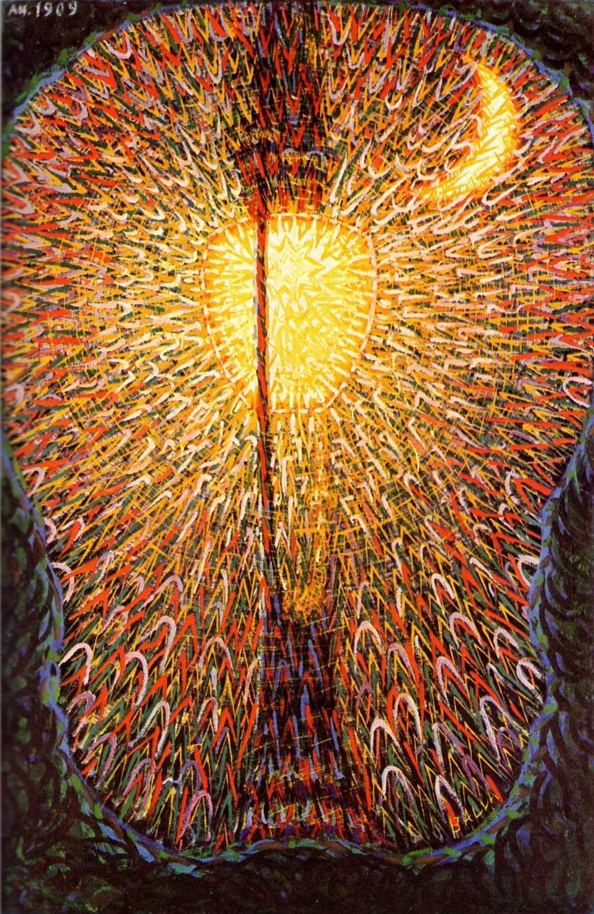 giacomo balla – street light