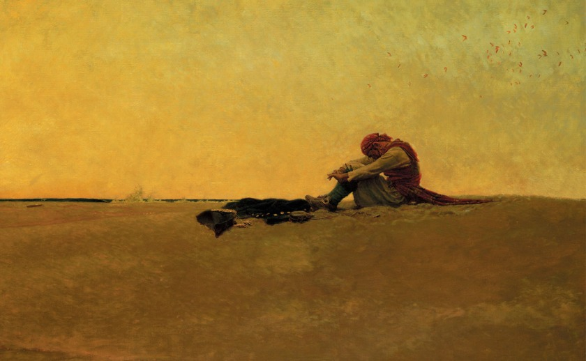 howard pyle – marooned