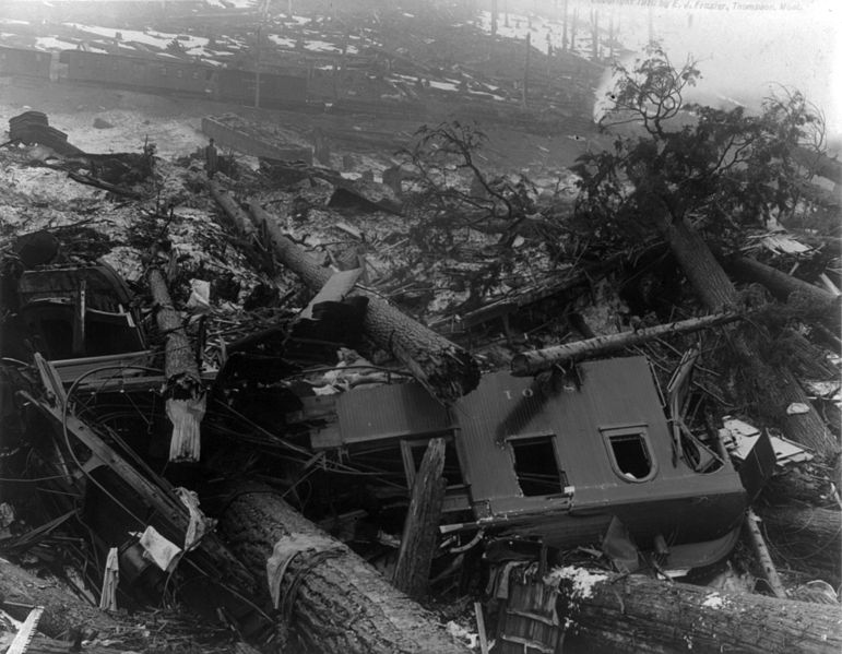 February 28th - The Wellington, Washington avalanche, the worst in the history of the United States in terms of lives lost, kills 96 people