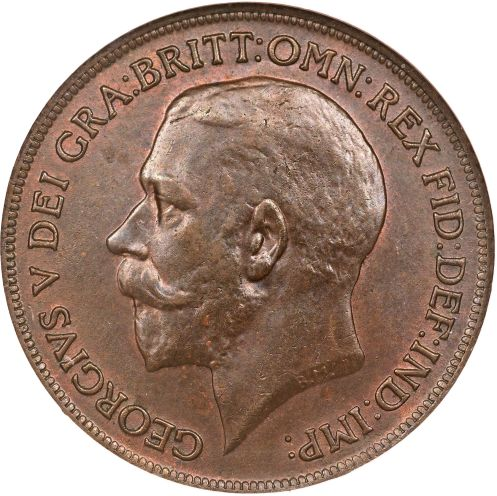 george v penny