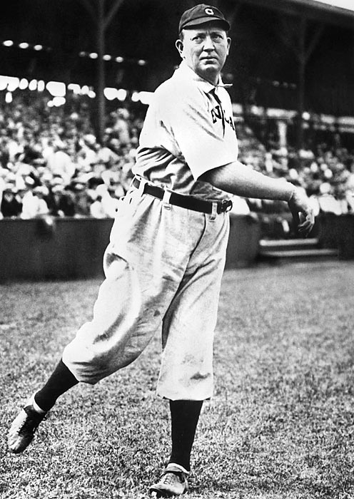 July 19th - In Washington, D.C., Cy Young of the Cleveland Naps becomes the first—and to date, the only—Major League Baseball pitcher to record 500 wins, in a 5–2 win over the Washington Senators