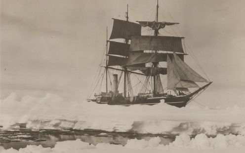 June 1st - The British Antarctic Expedition, led by Captain Robert Falcon Scott on the steamer Terra Nova, departs London with 55 people and a goal of reaching the South Pole in December