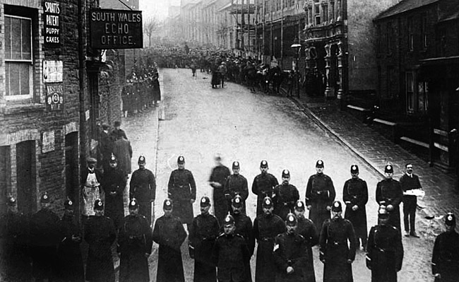 The Tonypandy Riots