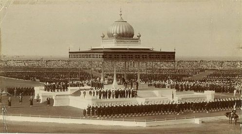 December 12 - George VI of Great Britain and Ireland is crowned at Delhi as Emperor of India.