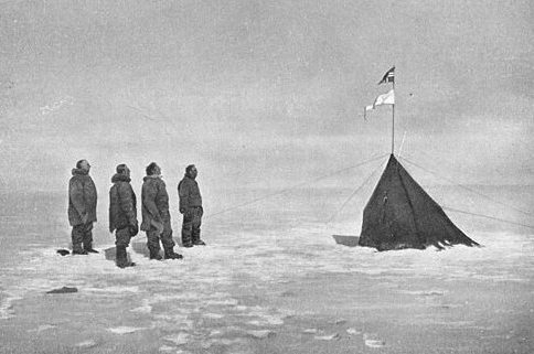 December 14 - The South Pole is reached by human beings for the first time, as the Norwegian Antarctic Expedition arrive at 3 in the afternoon.