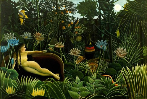 Henri Rousseau – The Dream