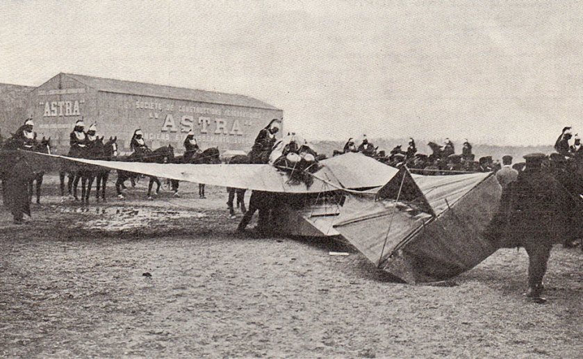 May 21 - The French Minister of War Berteaux is killed, and Prime Minister Monis injured, when their airplane crashes into reviewing stand.