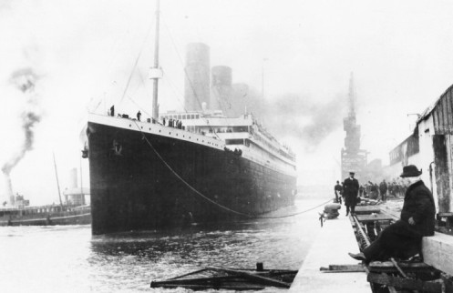 April 10 - RMS Titanic, the largest ship ever constructed, begins its maiden voyage from Southampton, England at noon, with a final destination of New York City.
