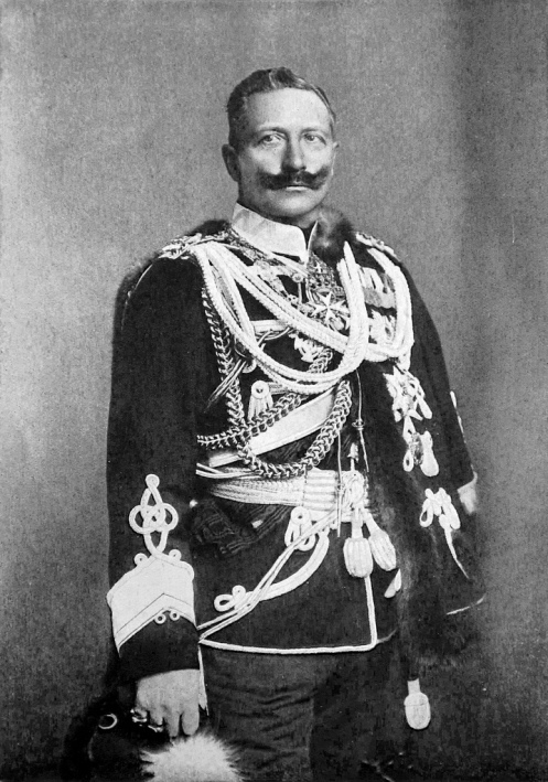 December 8 - Kaiser Wilhelm II of Germany convenes a war council at Potsdam, after receiving news that the United Kingdom would join with France and Russia in the event of a European war.