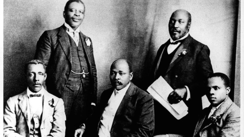 January 8 - The African National Congress is founded as the South African Native National Congress in a four-day meeting at Bloemfontein.