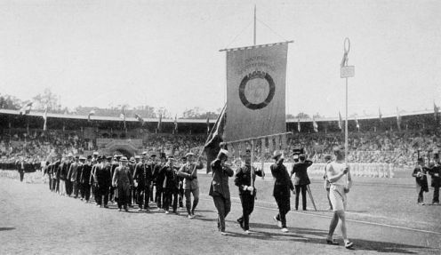 July 6 - The 1912 Summer Olympics are formally opened at the Swedish national stadium in Stockholm. Twenty-eight nations and 2,407 athletes (including 48 women) participate.