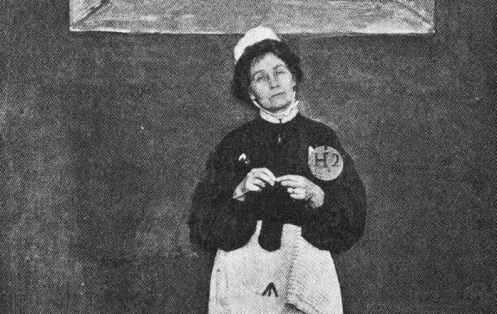 March 1 - Emmeline Pankhurst is among 148 suffragettes arrested in London for breaking windows, including that of 10 Downing St