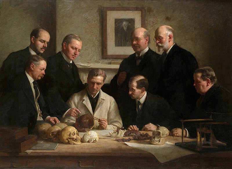 May 24 - Charles Dawson brings the first five skull fragments of the Piltdown man to the British Museum. Dawson's 'missing link' will be proven to be a hoax in 1953.
