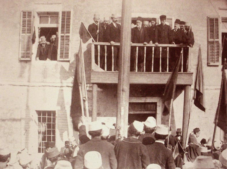 November 28 - Albania declares independence from The Ottoman Empire, bringing an end to more than 400 years of Turkish rule.