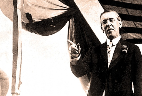 November 5 - Woodrow Wilson is elected President of the United States, with former Presidents Roosevelt and incumbent President Taft finishing in second and third place, respectively.