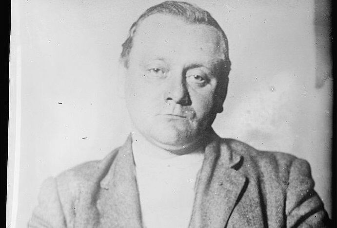 October 14 - Theodore Roosevelt is shot and wounded by John Schrank, a New York City saloonkeeper. The bullet is slowed by Roosevelt's metal eyeglasses case and the folded, fifty-page manuscri