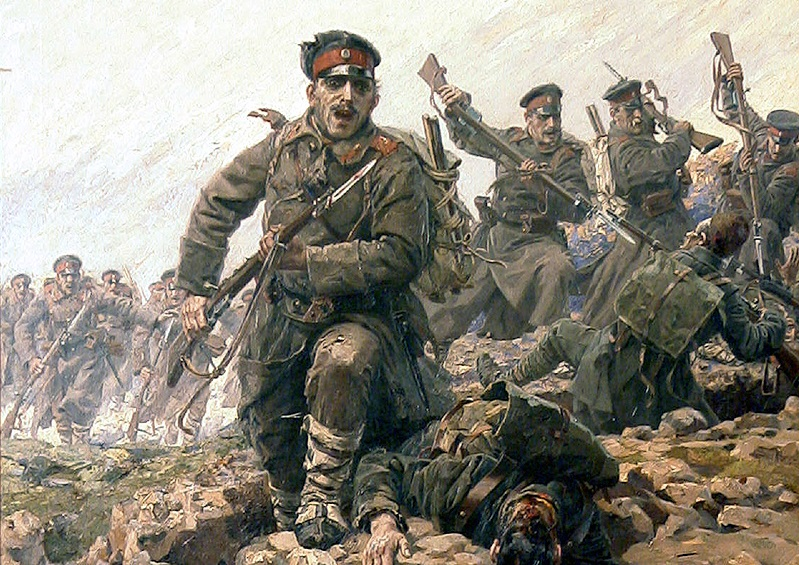 October 17 - The Ottoman Empire declares war on Bulgaria and Serbia.